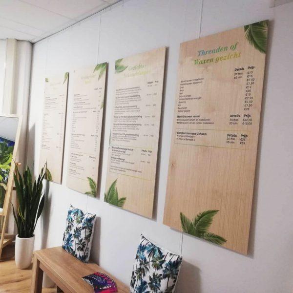 Houten-menukaart-voor-bedrijven