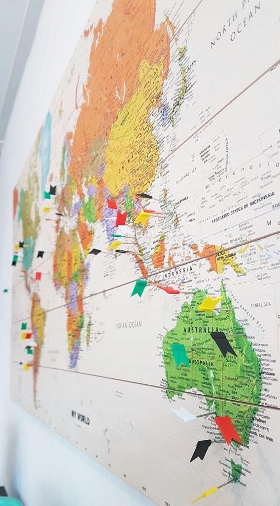 Wereldkaart-Modern-Scherp