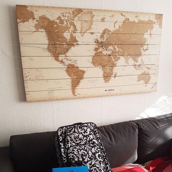 Wereldkaart-Sepia-van-Vurenhout